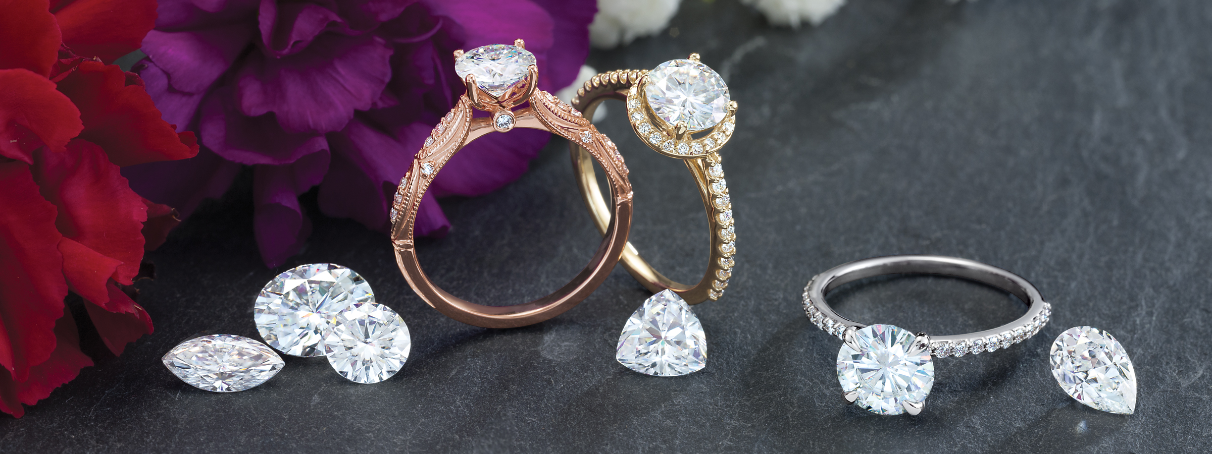 Graziella Engagement Rings