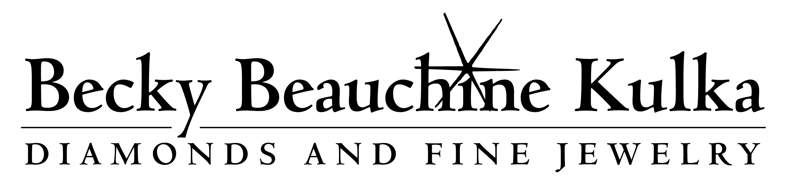 Becky Beauchine Kulka Diamonds and Fine Jewelry logo